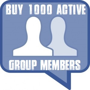 Buy 1000 Facebook Group Members for $12